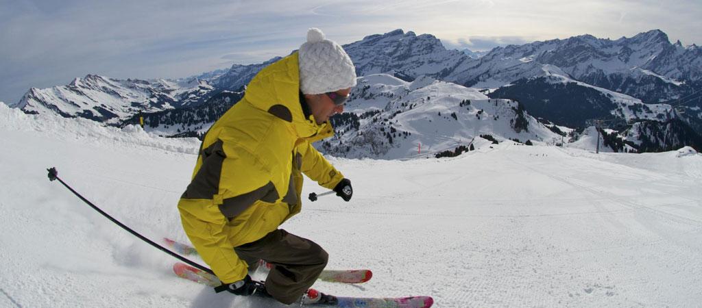 维拉尔-格里永-莱迪亚布勒雷:令人惊叹的冬季全景